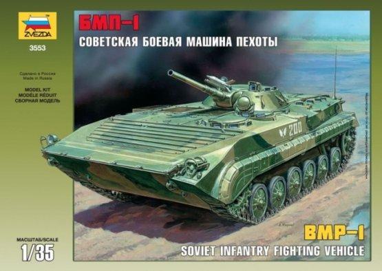 BMP-1 Soviet IFV 1:35