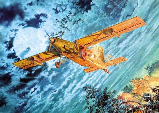 Fairchild AU-23A Peacemaker 1:48