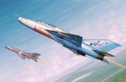 MiG-21UM Fighter 1:48