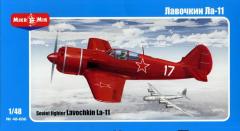 Mikro Mir Lavochkin La-11 1:48