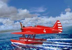 Mikro Mir Yakovlev UT-1 Hydroplane 1:48