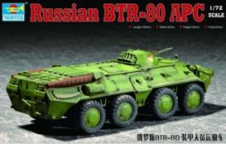 BTR-80 Russian APC 1:72