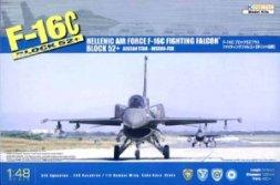 F-16C Fighting Falcon Block 52+ 1:48