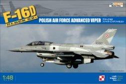 F-16D Block 52+ (Poland AF) 1:48
