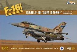 F-16I SUFA 1:72