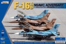 F-16A/B NSWAC Agressor 1:48