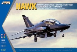 Kinetic Hawk 100 Series (100/127/128/155) 1:32