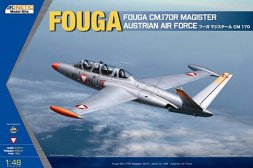 Fouga CM.170R Magister 1:48