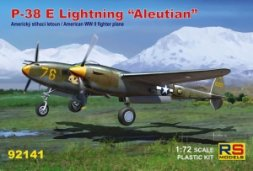 RS Models P-38E Lightning 1:72