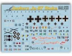 Print Scale Junkers Ju-87 Stuka 1:144