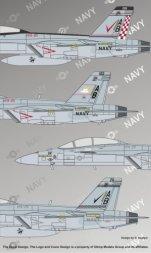 F/A-18F Super Hornet VFA-211 1:48