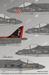 AV-8B Harrier II/II+ - The Dark Harriers 1:48