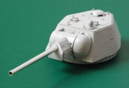 Miniarm T-34 Cast Hexagonal Turret m1942, early type 1:35