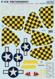 Print Scale P-47D Thunderbolt Part.1 1:48