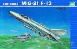 MiG-21F-13 Fishbed 1:32