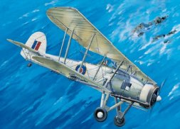 Fairey Swordfish Mark II 1:32