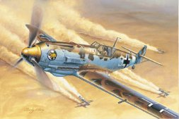 Messerschmitt Bf 109E-4/Trop 1:32