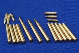 RB Model 85mm L/52 ZiS-S-53 & D-5 shells and projectile 1:35