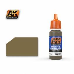 AK Interactive AK701 - RAL7027 Sandgrau - 17ml