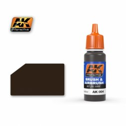 AK Interactive AK004 - Dunkelgelb Shadow - 17ml