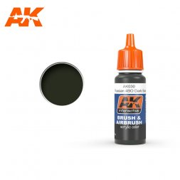 AK Interactive AK030 - Russian 4BO dark base - 17ml