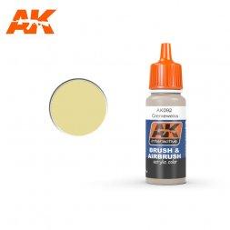 AK Interactive AK092 - RAL9001 Cremweiß - 17ml