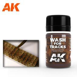 AK Interactive AK083 - Track Wash - 35ml