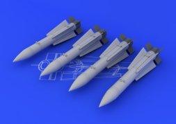 Eduard Brassin AIM-54C Phoenix 1:48