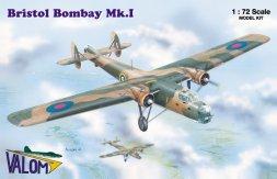 Bristol Bombay Mk.I 1:72