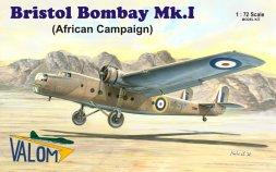 Bristol Bombay Mk.I (African campaign) 1:72