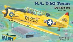 T-6G Texan - Double set 1:144