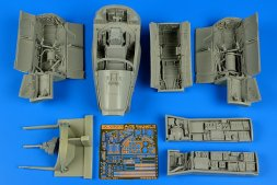 A-7E Corsair II - late detail set for Trumpeter 1:32