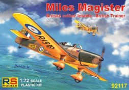 RS Models Miles Magister 1:72