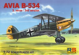 Avia B.534 III. version 1:72