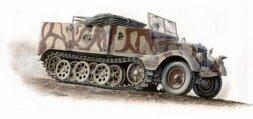 Special Armour Sd.Kfz 11/4 Nebelkraftwagen 1:72
