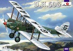 Amodel de Havilland DH.60G Gipsy Moth 1:48