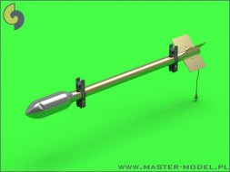 Master British 3in Rocket RP-3 with 60LB SAP heads 1:24