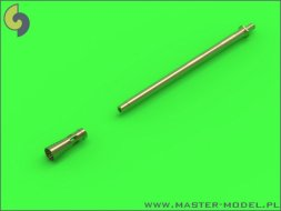 Master German 2cm L/65 Flak 38 gun barrel (1pcs) 1:35