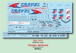 Airbus A320 - Traveler Service 1:144