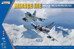 Mirage IIIE/R/O 1:48