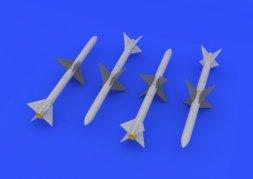 Eduard Brassin AIM-7M Sparrow 1:72