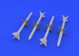 Eduard Brassin AIM-7E Sparrow 1:72