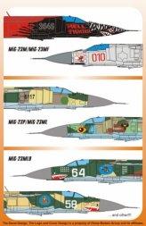 MiG-23M/MF Flogger B 1:32