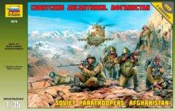 Soviet Paratroopers. Afghanistan 1:35