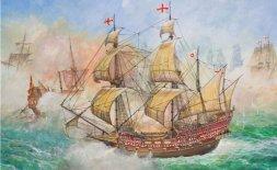 Zvezda HMS Revenge 1:350