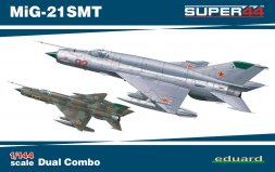 MiG-21SMT Dual Combo 1:144