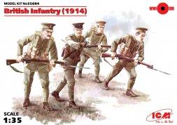 ICM British Infantry (1914) 1:35