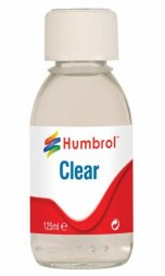 Humbrol Clear Gloss Varnish - 125ml