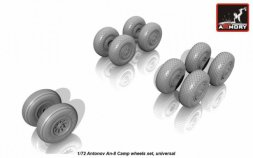 Armory Antonov An-8 Camp wheels 1:72