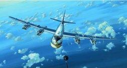 Trumpeter Tu-95MS Bear-H 1:144